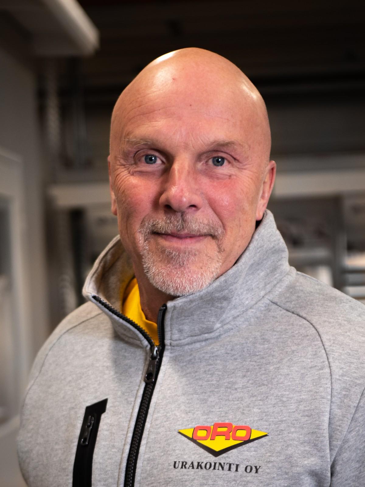 Vesa-Pekka Moilanen, Toimitusjohtaja